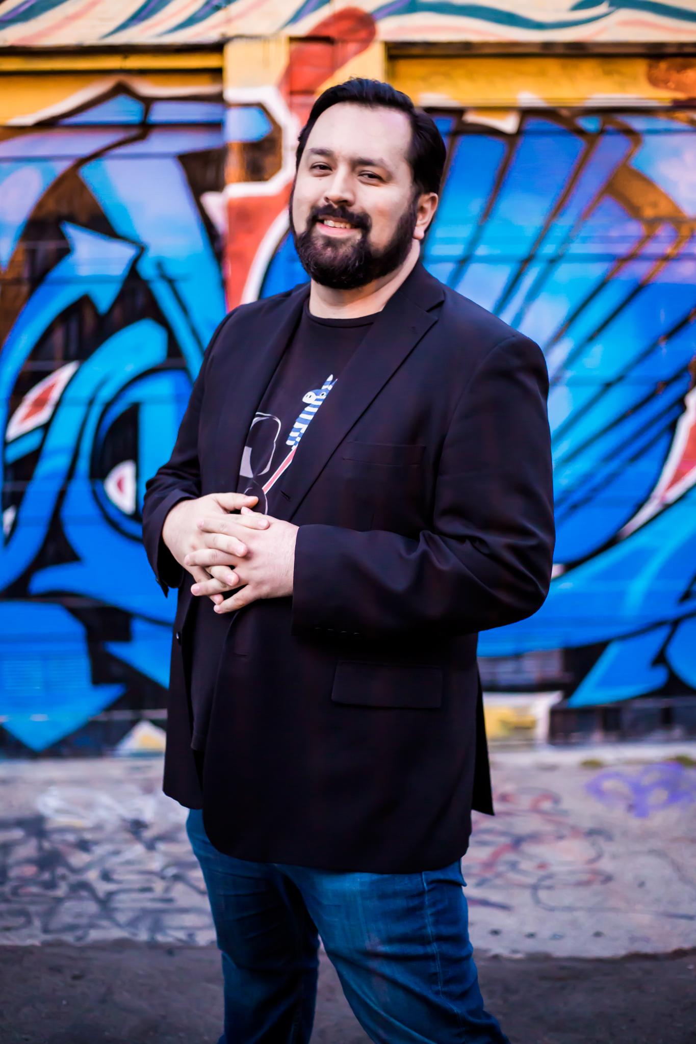 Baruch Head organizer of DondeEsta Mi Gente
